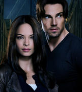 Kristin Kreuk - first look at &amp;quot;beauty and beast&amp;quot;