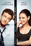 Friends with Benefits-poster-Justin Timberlake,Mila Kunis
