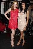Решма Шетти, фото 9. Reshma Shetty with Kaylee DeFer - Nanette Lepore Fashion Show in New York, photo 9