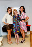 Maria Menounos, Minnie Driver & Elizabeth Banks @ A Dannijo & Tucker Tea Party in Beverly Hills | July 26 | 1 pic
