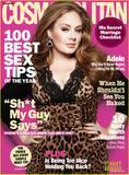 Adele Cosmopolitan US December 2011