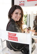  Shenae Grimes - The Colgate Optic White Beauty Bar in west Hollywood 01/12/13
