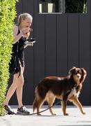Amanda Seyfried - Leaving the gym in Hollywood, March 18, 2011