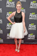 Greer Grammer - MTV Movie Awards 04/14/2013