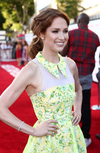 Ellie Kemper Sex Tape premiere in Westwood 07-10-2014
