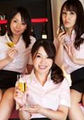 Heyzo – 536 – Rica Minamino, Mako Kojima, Hikari Shibata