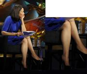 Ann Curry &amp;amp; her gorgeous legs