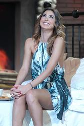 Мелисса Сатта, фото 355. Melissa Satta Chiambretti Sunday Show in Italy, 18.02.2012, foto 355