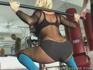 Holly halston gym