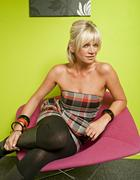 Zoe Ball Upskirt 114