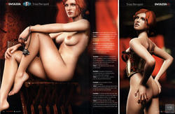 Triss Merigold - Playboy May 2011 (5-2011) Poland
