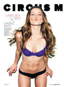 Candace Bailey - Maxim Magazine May 2011